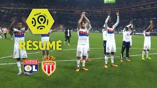 Olympique Lyonnais - AS Monaco (3-2)  - Résumé - (OL - ASM) / 2017-18