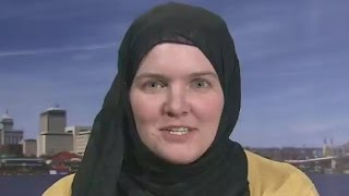 Church director wears hijab for lent