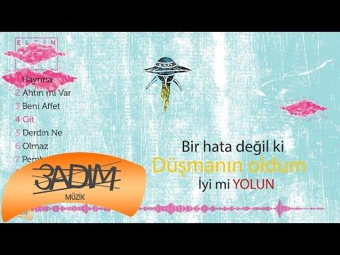 Elçin Orçun - Git ( Official Lyric Video )