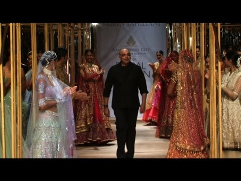India Bridal Fashion Show @ Aamby Valley