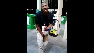 Lolo Vandal Flowing Like A Boss At Bp Garage In Johannesburg