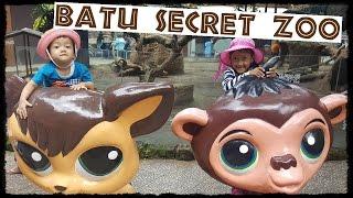 Liburan Seru di Batu Secret Zoo Jatim Park 2, Batu Malang