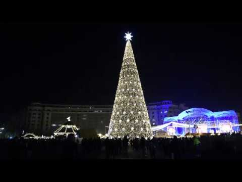 Iluminatul Festiv Si Targul De Crăciun Din Bucuresti Vor Fi