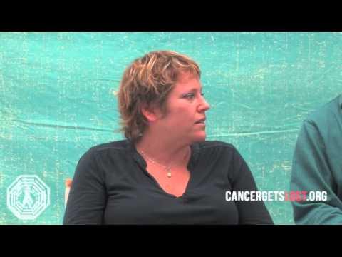 Cancer Gets LOST webcast: Elizabeth Sarnoff & Mark Goldman (Segment 6)