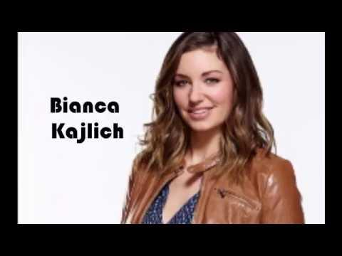 Bianca Kajlich family