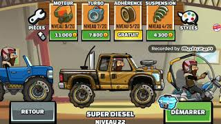 Hill Climb Racing 2 cool on se detent