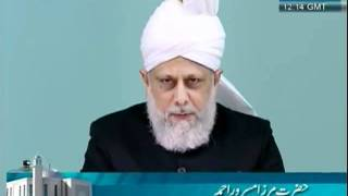 QADIANI KHALID PERSENTING KHUTBA JUMA 29-04-2011 IMPORTENT FOR ALL AHMADIS_clip1.flv