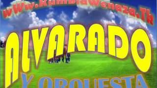 ALVARADO Y ORQUESTA - ORGULLOSA - PRIMICIA 2011 (WWW.KUMBIAWENAZA.TK)