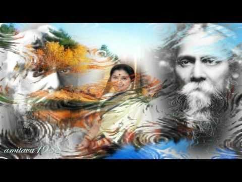 Eso Shyamolo Sundoro by Asha Bhosle Rabindra Sangeet
