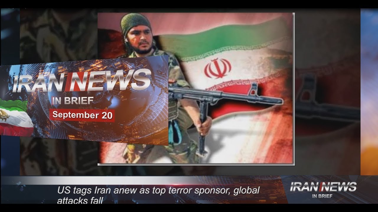 Iran news in brief, September 20, 2018