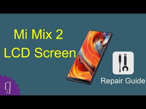 Mi Mix 2 LCD Screen Repair Guide