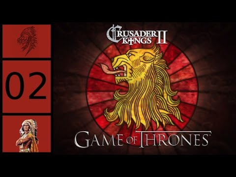 CK2 Game Of Thrones - Tommen II Lannister - Exploring Old Valyria #2