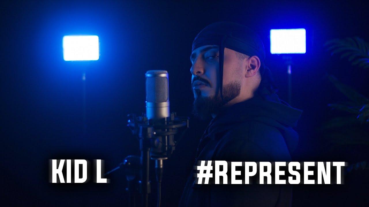 #Represent Ep. 32 - Kid L - \
