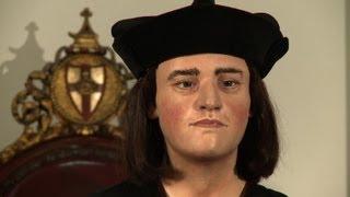 King Richard III's face revealed after skeleton found