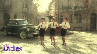 Trío Ladies In The Mood The Andrews Sisters Cover