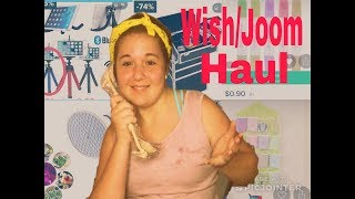 Wish/Joom haul #33 unboxing/review (our most expensive wish product ever!!)