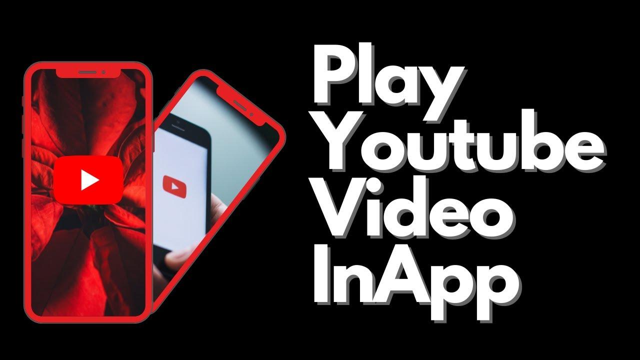 Flutter Play Any Youtube Video in App | Flutter Packages | Flutter Tutorials