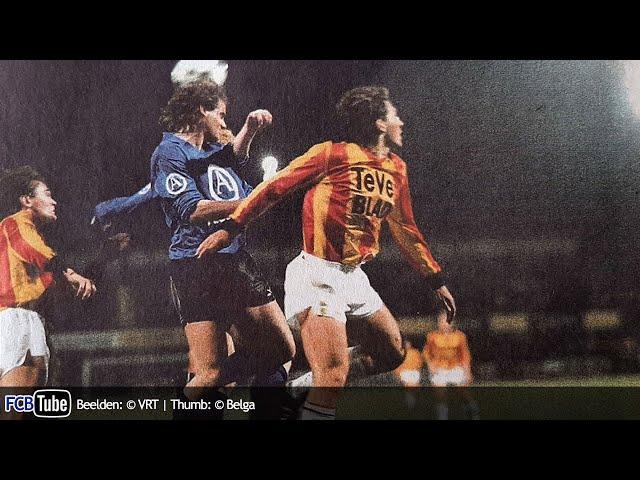 1988-1989 - Jupiler Pro League - 27. KV Mechelen - Club Brugge 1-0