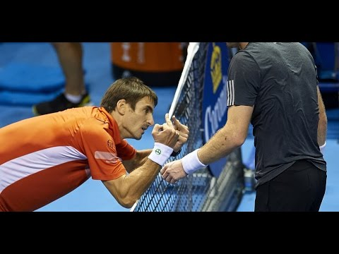 Andy Murray Comeback Compilation Part 3 - MURRAY ROBREDO EDITION