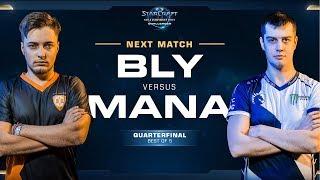 Bly vs MaNa - WCS Challenger 2018 - Season 2 - EU