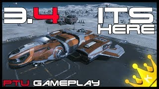Star Citizen 3.4 Gameplay