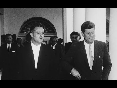 JFK Tapes  The CIA & The Peace Corps Sargent Shriver