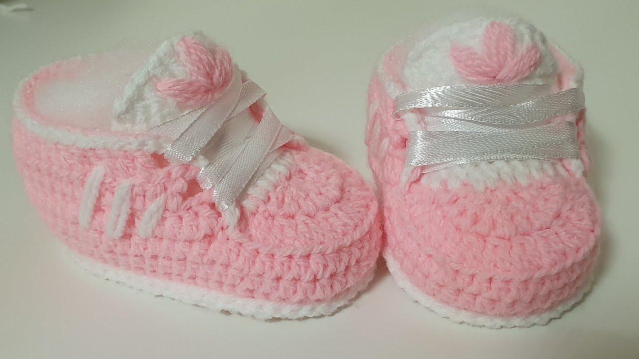 Häkeln 9 6 Adidas Babyschuhe Monate rxBoedCW