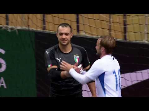 FIFA FUTSAL WORLD CUP 2020 - Italia vs Finlandia Highlights