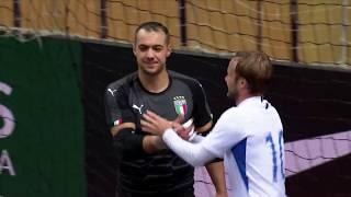FIFA FUTSAL WORLD CUP 2020 Italia vs Finlandia Highlights