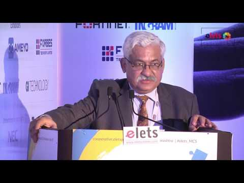 elets Maharashtra Cooperative Summit 2016 - Panel Discussion - Leveraging Technology Driving Coop...