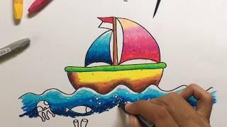 All Clip Of Menggambar Kapal Layar Untuk Anak Bhclipcom