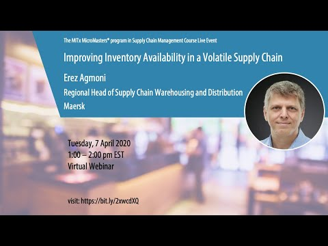 Improving Inventory Availability In A Volatile Supply Chain