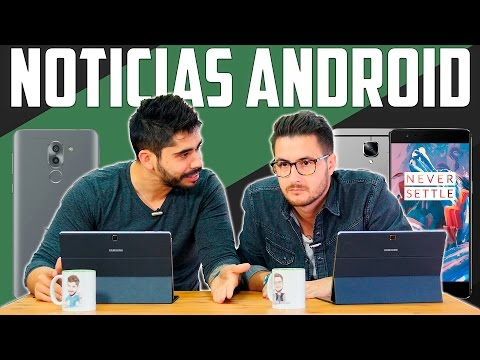 Noticias Android: Huawei P10, Snapdragon 835 y Mate 9 Lite