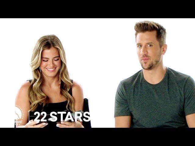 WOULD YOU RATHER w/ JoJo Fletcher & Jordan Rodgers | 22 Stars