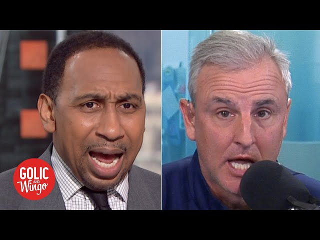 Stephen A. and Trey Wingo can't agree on Patrick Mahomes | Golic and Wingo