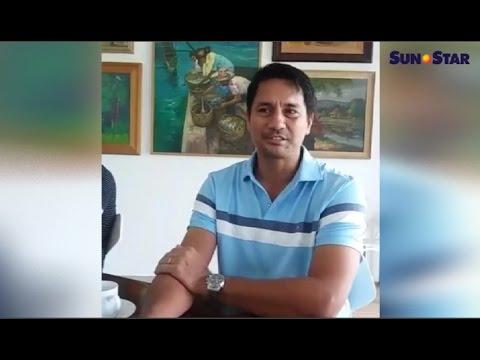 Richard Gomez speaking Bisaya