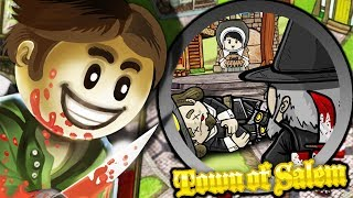 SK VERSUS THE ENTIRE TOWN!? - TOWN OF SALEM!?