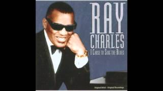 Ray Charles - I Chose To Sing The Blues