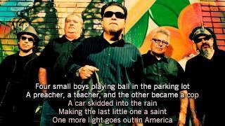 One Time, One Night - Los Lobos (Lyrics)