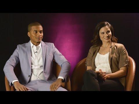 Next Generation TV - Cory Hardrict and Katrina Law