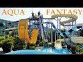 Aqua Fantasy Aquapark Hotel & Spa - Tour 2017 ||4K - Kusadasi, Turkey