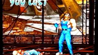 Fatal Fury Battle archives Vol 1 gameplay