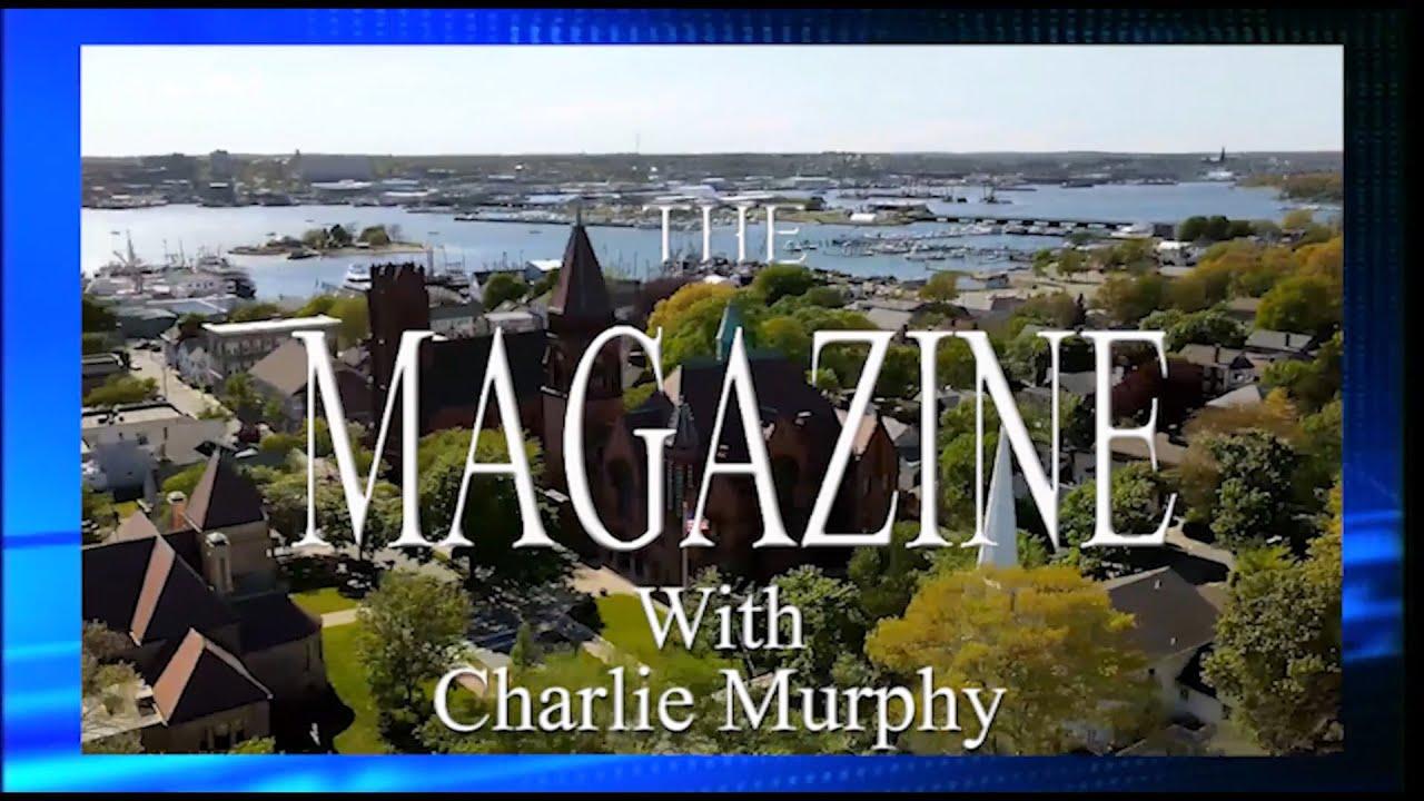 The Magazine - Episode 14 - Chris Richard - June 2021