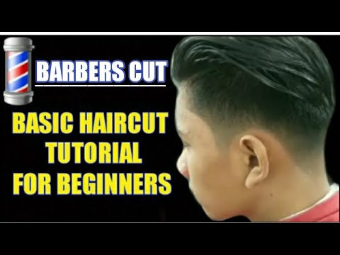 BASIC MENS HAIRCUT TUTORIAL FOR BEGINNERS from YouTube · Duration:  5 minutes 46 seconds