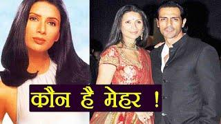 Mehr Jessia Arjun Rampal Marriage
