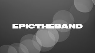 In This Place - EPIC the Band (Living Room Sessions)