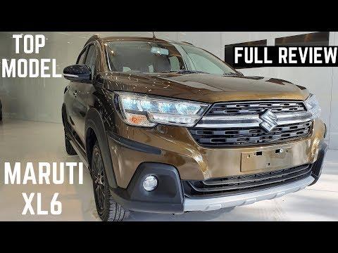 Maruti Suzuki XL6 Alpha Top Model FULL Detailed Review - Features, Interiors, Exteriors, PRICE - XL6