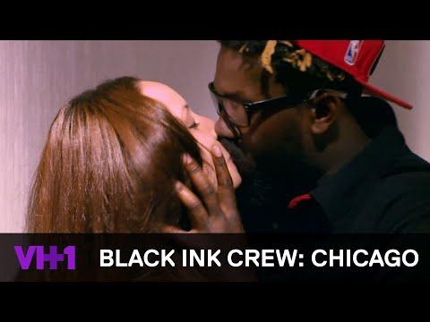 Black Ink Crew: Chicago  Kat & Phor's Hot Date  VH1