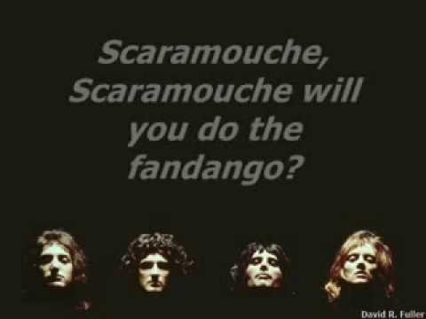 Bohemian Rhapsody - Queen - Karaoke Lyrics video