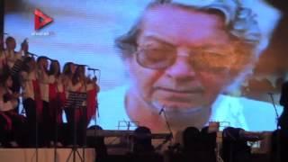 بالفيديو| تكريم صلاح السعدني وعزت العلايلي عن أفلامهما في حرب أكتوبر
